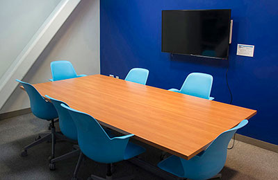 Reserve A StudyMeeting Room Dr Martin Luther King Jr Library - Conference room table set up