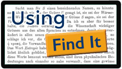 Using Find It