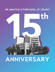 MLK Library Celebrates Its 15th Anniversary