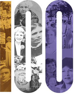 100 Years of Women's Suffrage in the South Bay