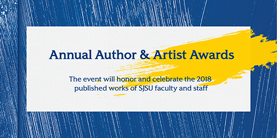 Author & Artist Awards 11/18