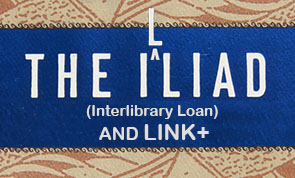The ILLiad (Interlibrary Loan) and Link+