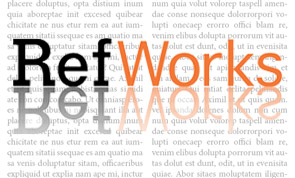 RefWorks – Online Research Management Tool