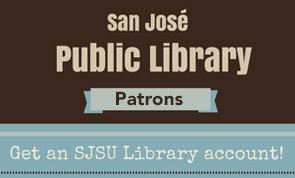 Get a SJSU Library Card