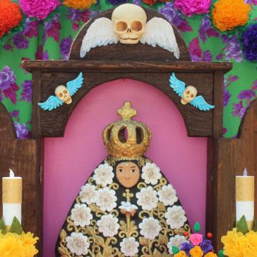 Carlos Villez altar