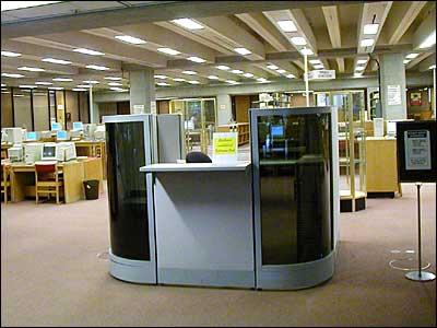 Sjsu King Library Reserve Room