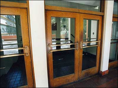 Entrance Doors & Entrance Doors | Dr. Martin Luther King Jr. Library