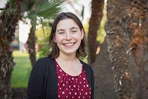 Kate Barron, Data Services Librarian