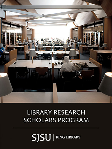 Library Research Scholars Program