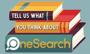OneSearch Feedback