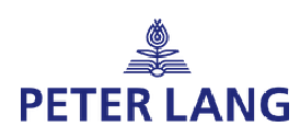 Peter Lang books logo