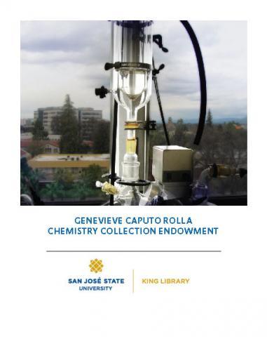 Genevieve Caputo Rolla Chemistry Collection Endowment