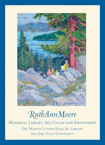 Ruth Ann Moore Memorial Art Collection Endowment