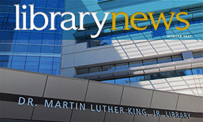 Library Newsletters, Winter 2017