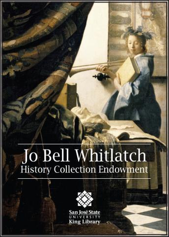 Jo Bell Whitlatch History Endowment