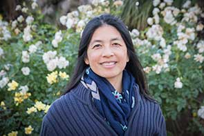 Photo of Ahn Ly, the New Director of Development