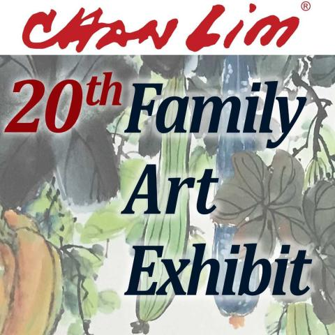Chan Lim, 20th Family Art Exhibit