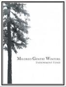 Winters, Mildred Gentry Endowment Fund
