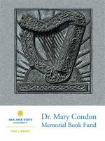 Condon, Mary Memorial Book Fund