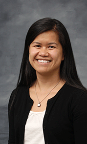 Photo of Yen Tran, the new Research Impact